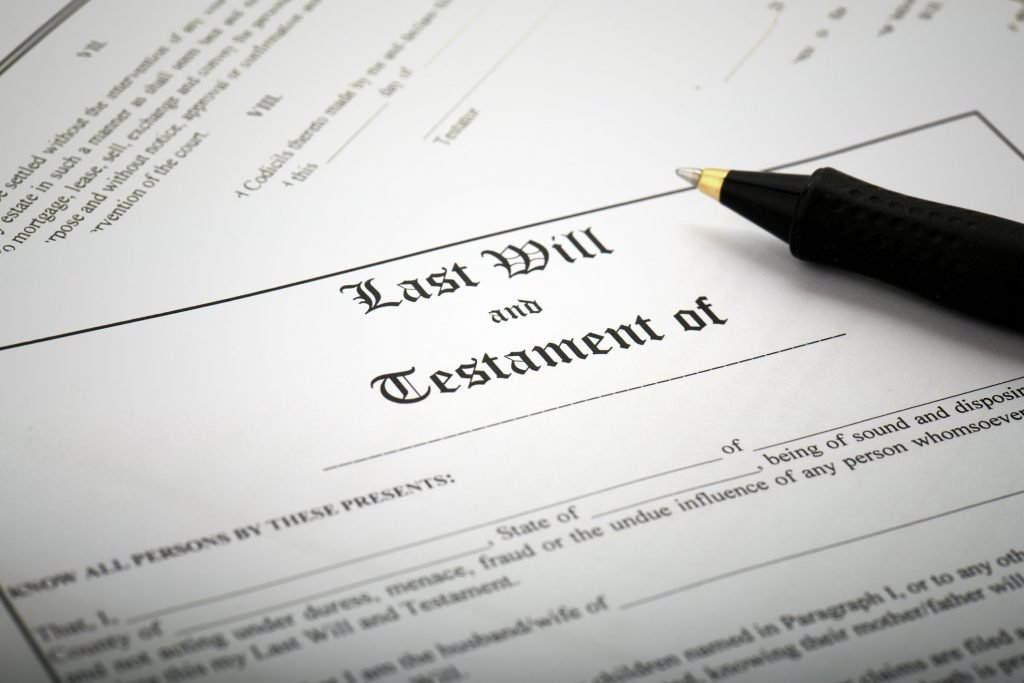how do you become executor of a probate estate